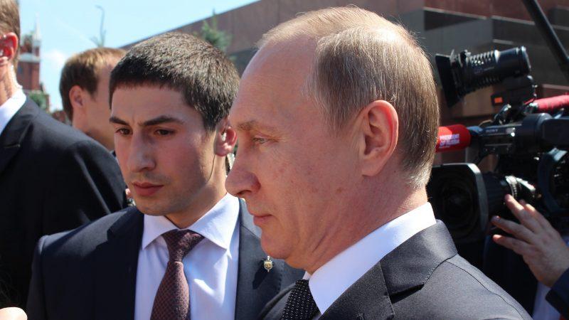Putin is secretly making intelligent agents
